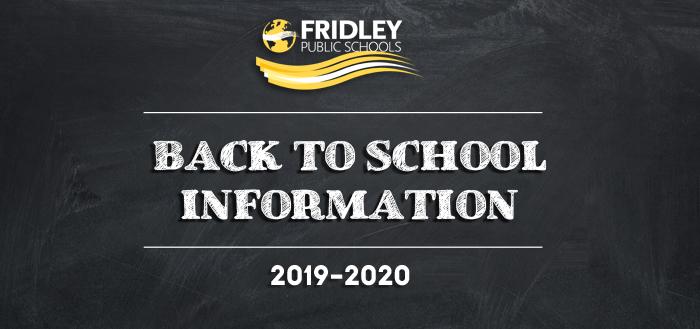 Fridley Public Schools