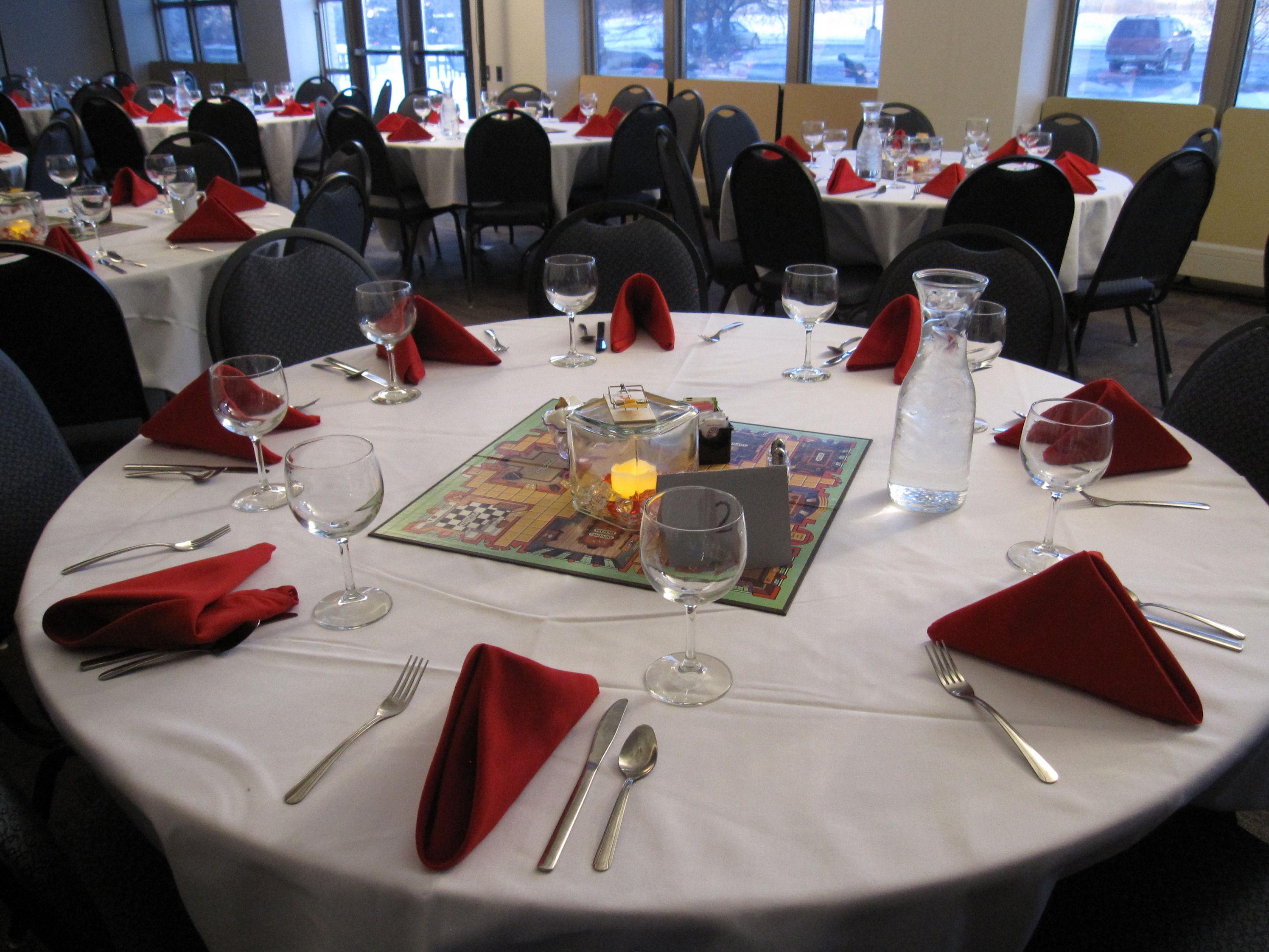 Fridley Public Schools: Banquet/Party Space