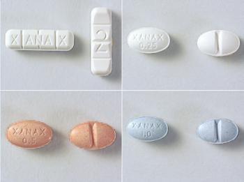white pill xanax